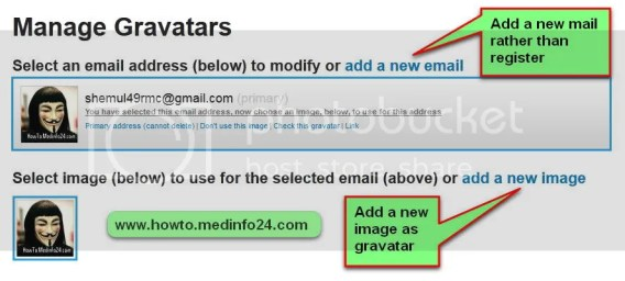 How to Add a Gravatar Profile Picture in Everywhere You Commet