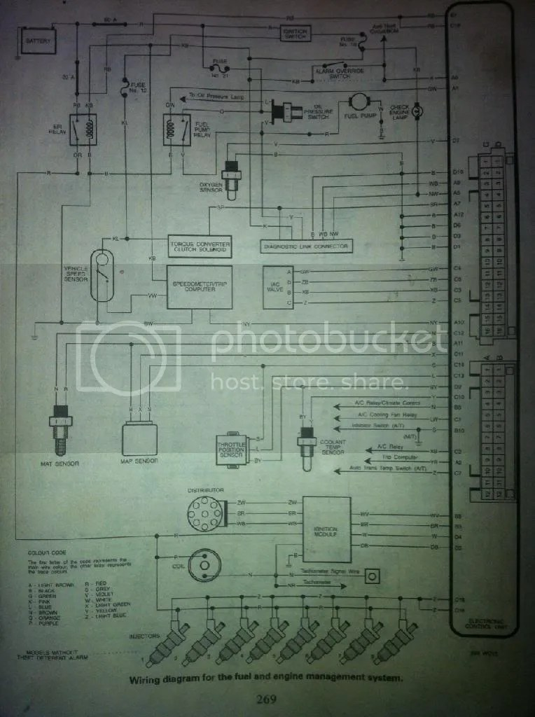 Vn Alternator Wiring Diagram