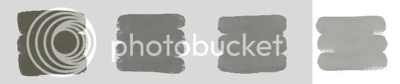 Möbel Kommoden Tische Schränke im Industriestil Vintagelook Retrolook streichen lackieren Farbpalette Farbkonzept dunkelgrau mittelgrau