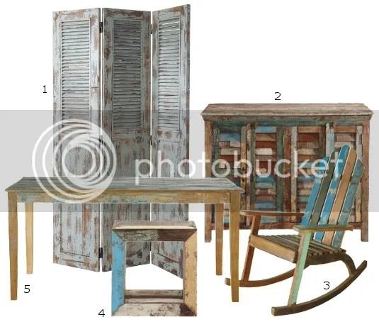 Nordisches Wohndesign: DIY: Patina Auf Holzmöbel Malen
