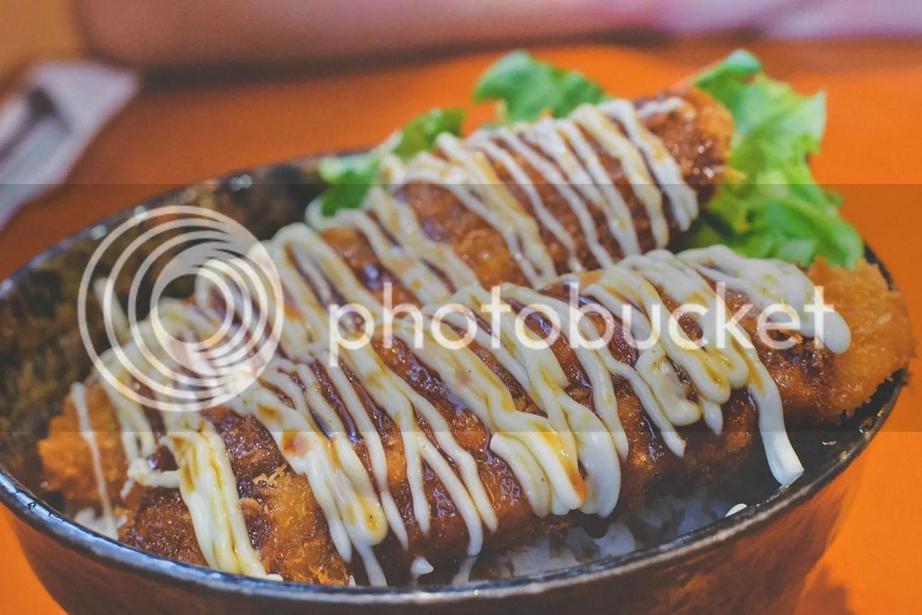 Fish Sauce Katsu Don
