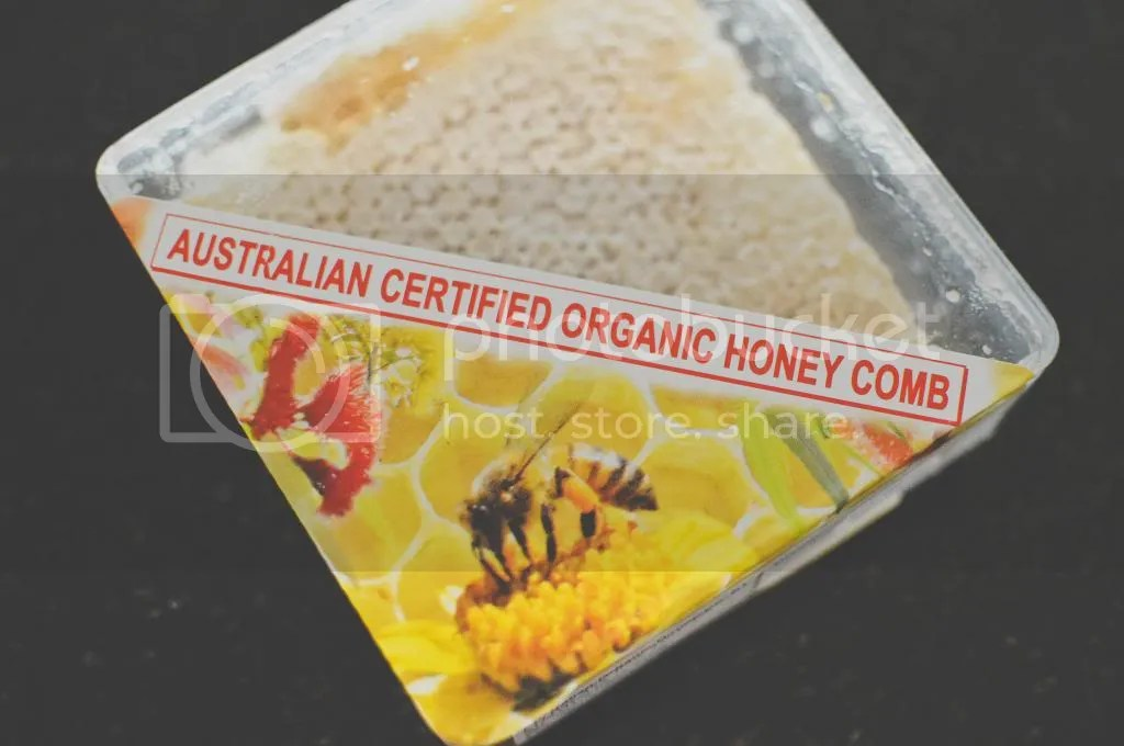 Australian Organic Honeycomb