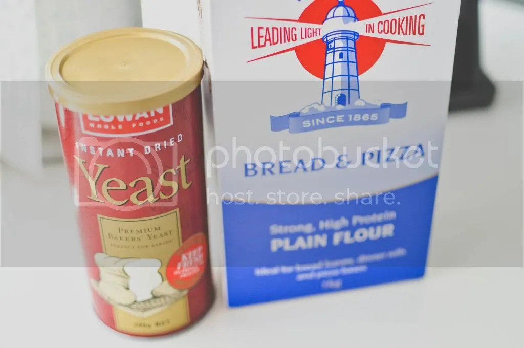 Yeast and Flour