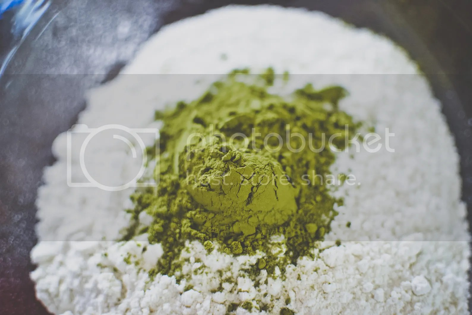 Flour and Matcha
