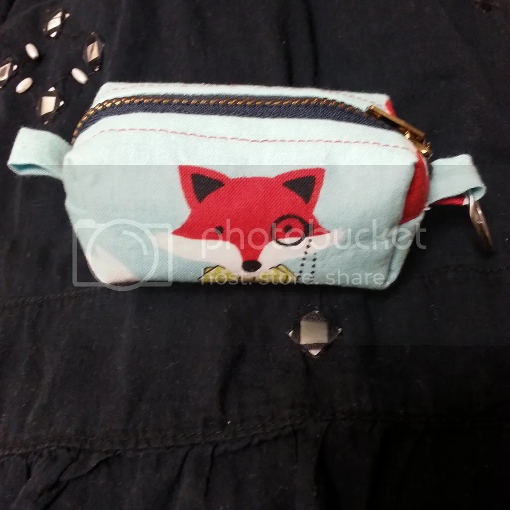 Mini Zipper Bag