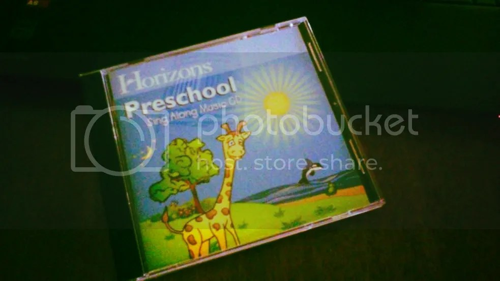 Christian CD - Preschool