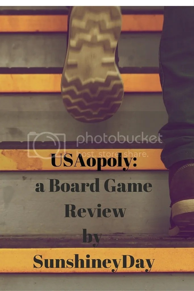 Board Game Review - Home School