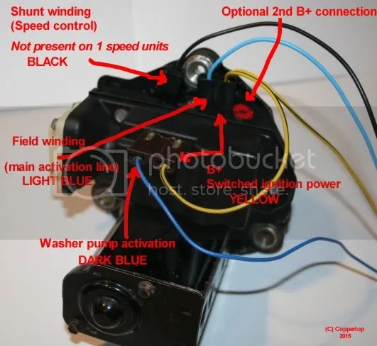 typical light switch wiring diagram 2000 nissan xterra understanding non-depressed park wiper systems - chevelle tech