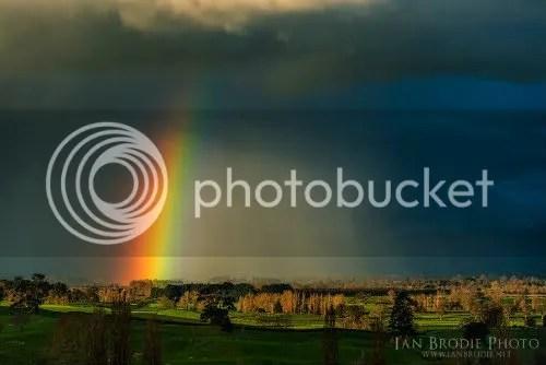 New Zealand Rainbow