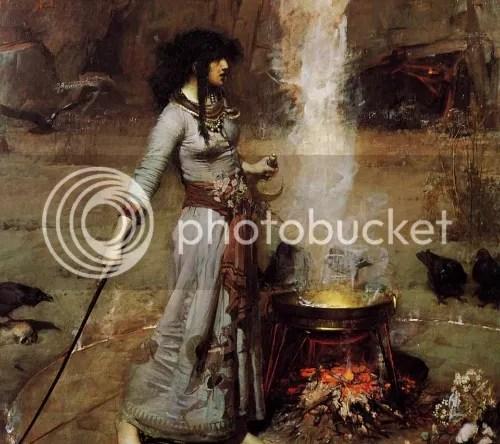 Morrigan Conjuring