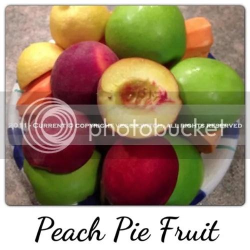 Peach Pie Juice