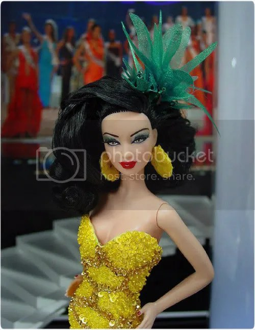 Manila Luzon Doll