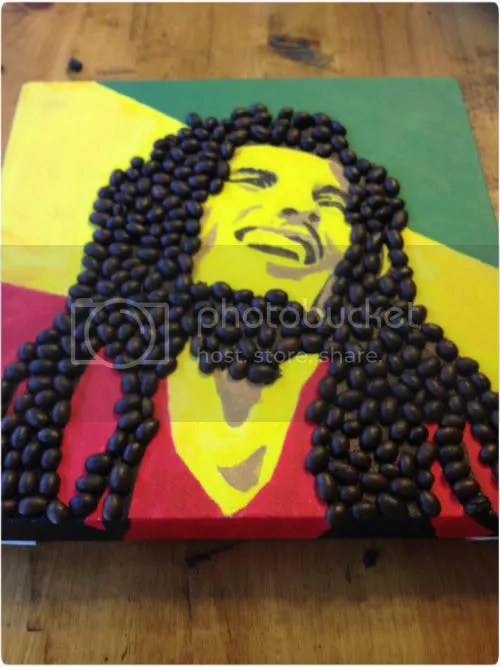 Marley Coffee Bean Bob