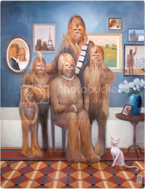 Wookie Family