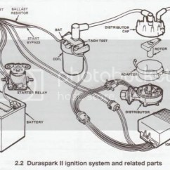 1965 Mustang Ignition Coil Wiring Diagram Humbucker Pickup Help With My Duraspark Ii Setup... - Ford Truck Enthusiasts Forums