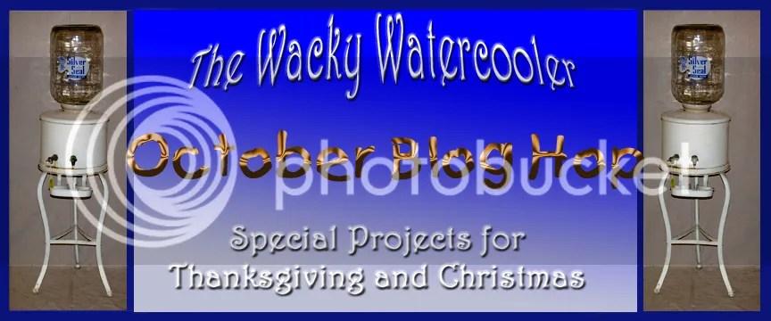 Wacky Watercooler October Blog Hop