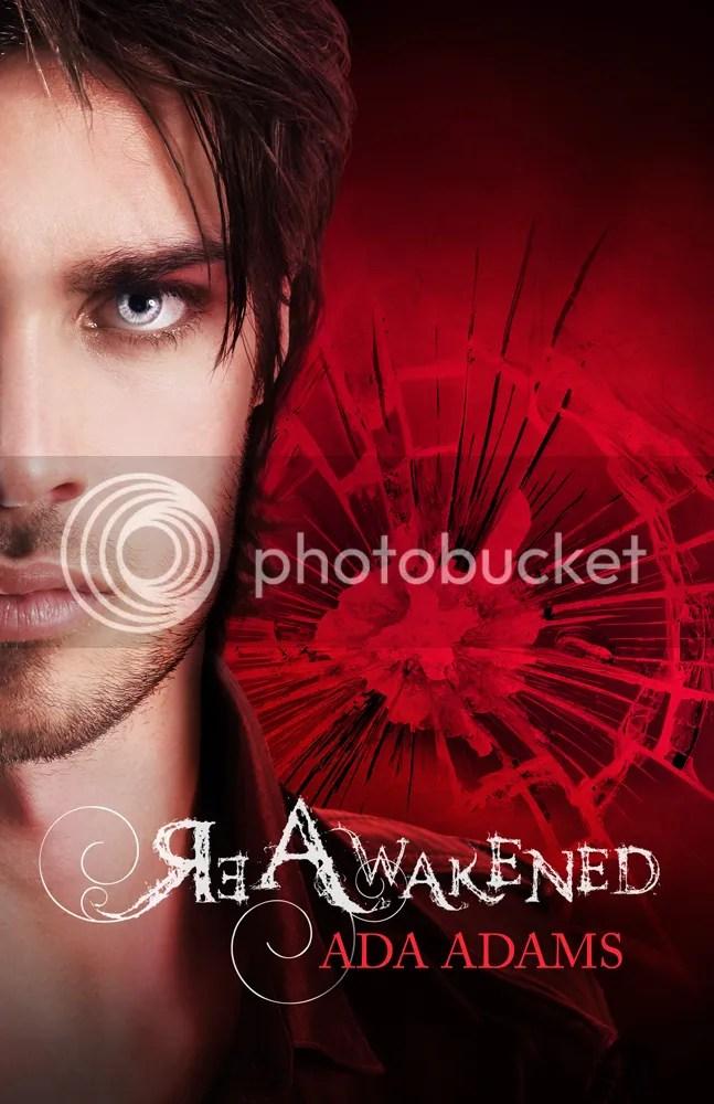 ReAwakened by Ada Adams Cover - Blog Tour