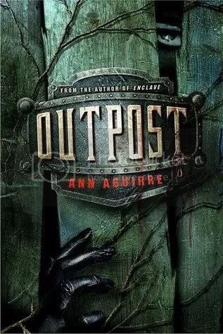 Outpost by Ann Aguirre Cover
