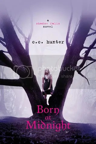 Born at Midnight by C. C. Hunter Cover - Review