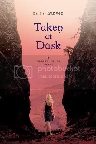 Taken at Dusk by C. C. Hunter Cover - Review - Book three of Shadow Falls series