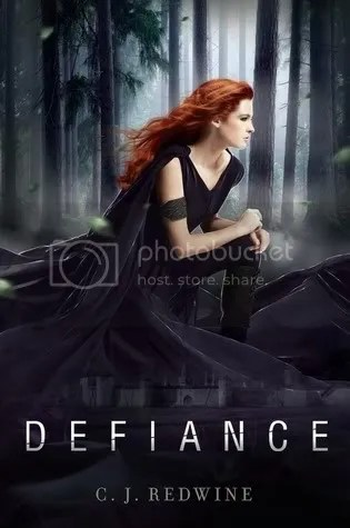 Defiance by C. J. Redwine Cover