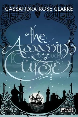 The Assassin's Curse by Cassandra Rose Clarke Cover - Review
