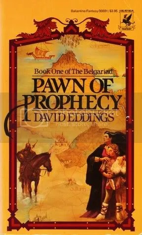 Pawn of Prophecy by David Eddings - The Belgariad 1