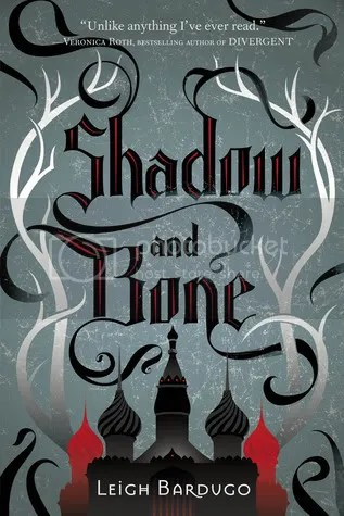Shadow and Bone by Leigh Bardugo Cover - Review