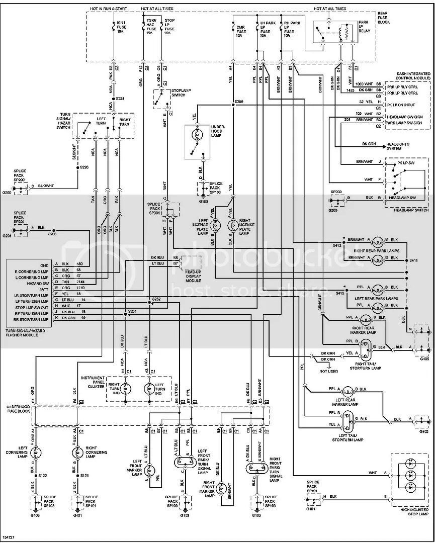 where can i find a 2001 buick lesabre wiring diagram for