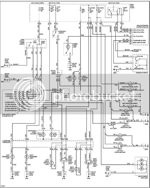 2001 Buick Lesabre Wiring Diagram