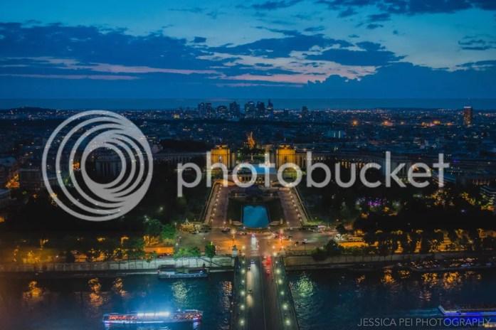 Palais de Chaillot Paris Eiffel Tower