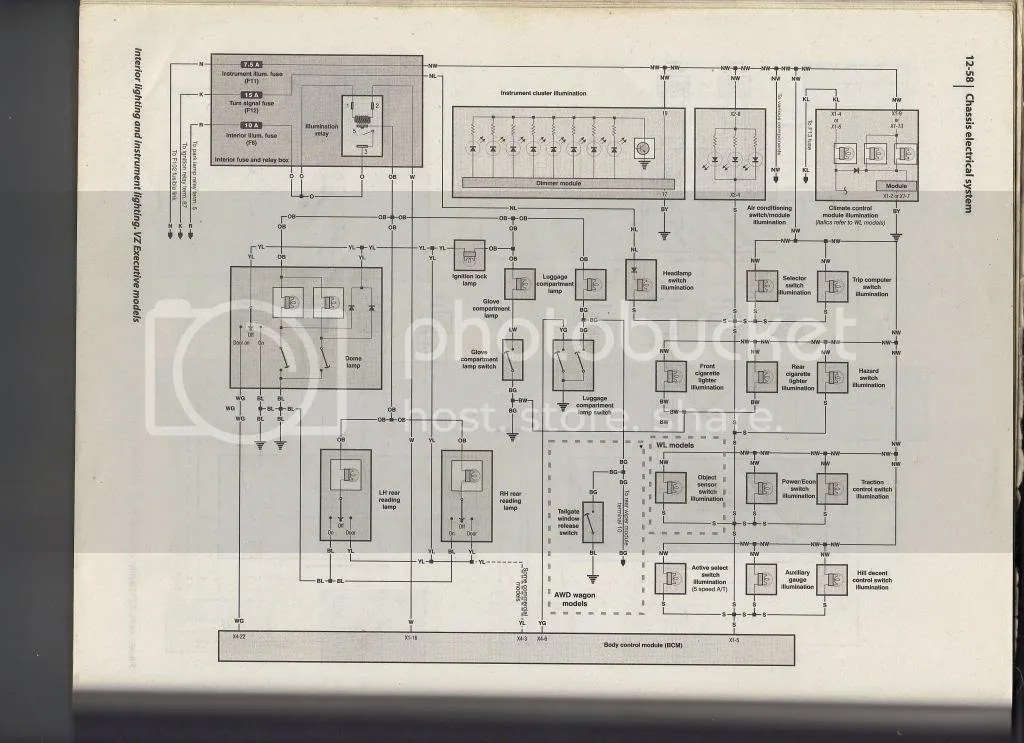 Ve Commodore Wiring Diagram Engine Wiring Diagram Vr Commodore