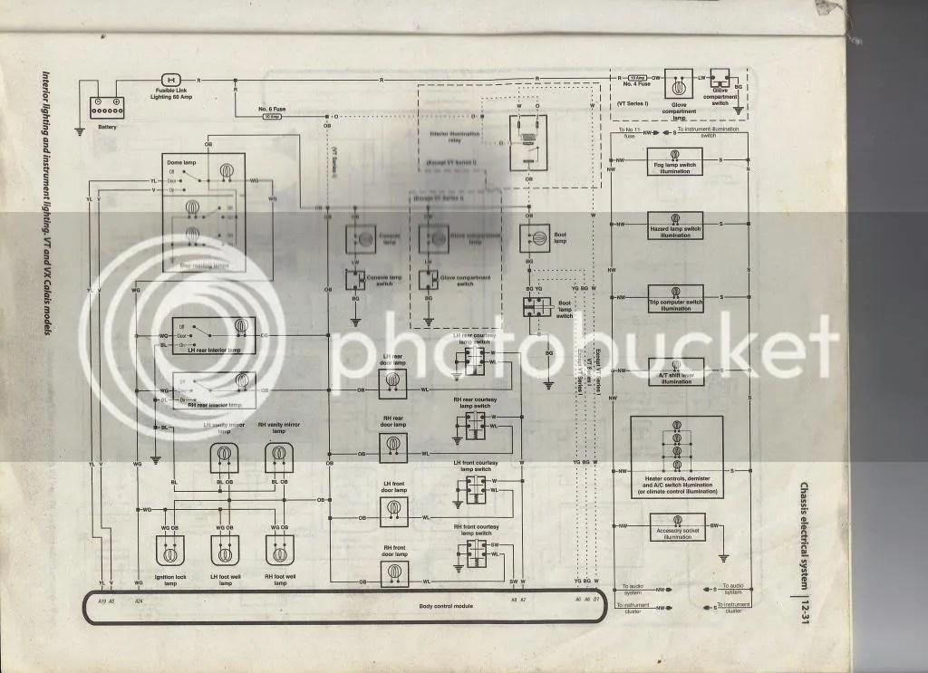 Vx Calais Stereo Wiring Diagram