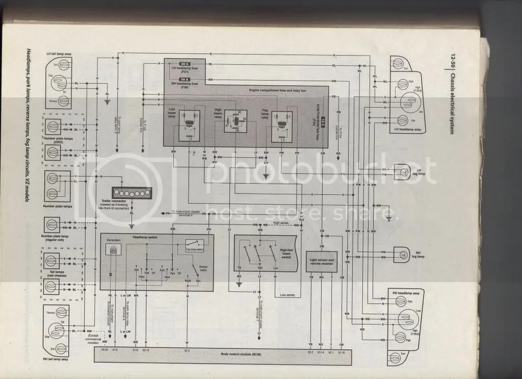vy vz stereo wiring diagram frog dissection nuptial pad vt commodore great installation of headlight simple diagrams rh 22 studio011 de trailer for