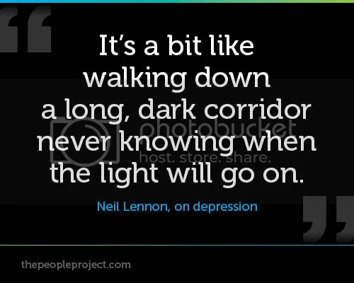 Funny Inspirational Quotes: Sorry For The Darkness (Poem #47)