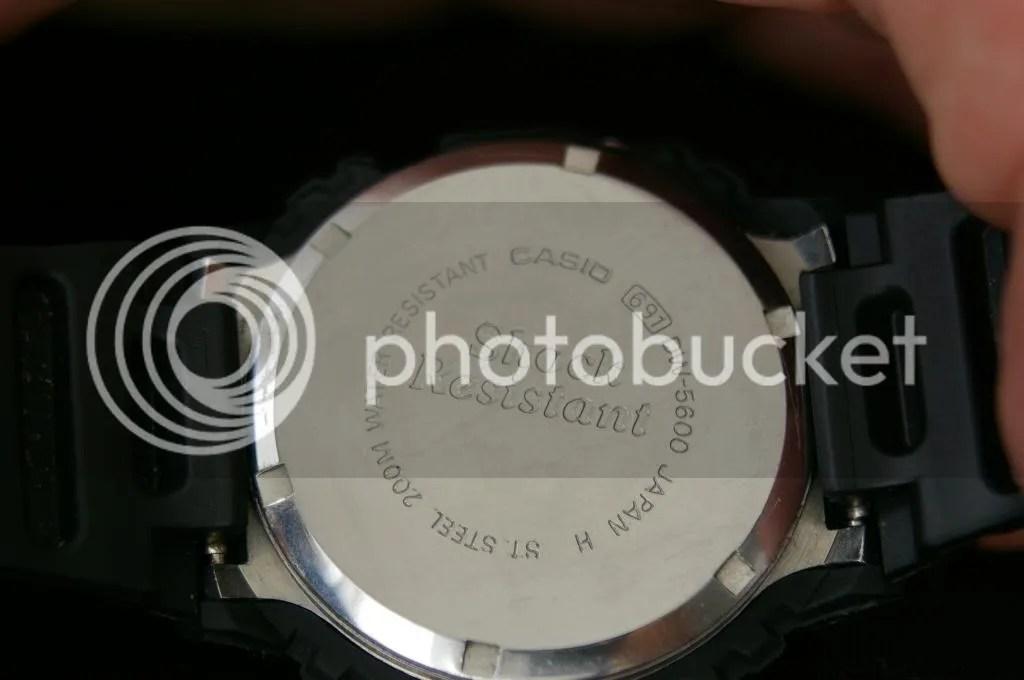 Casio DW5200C