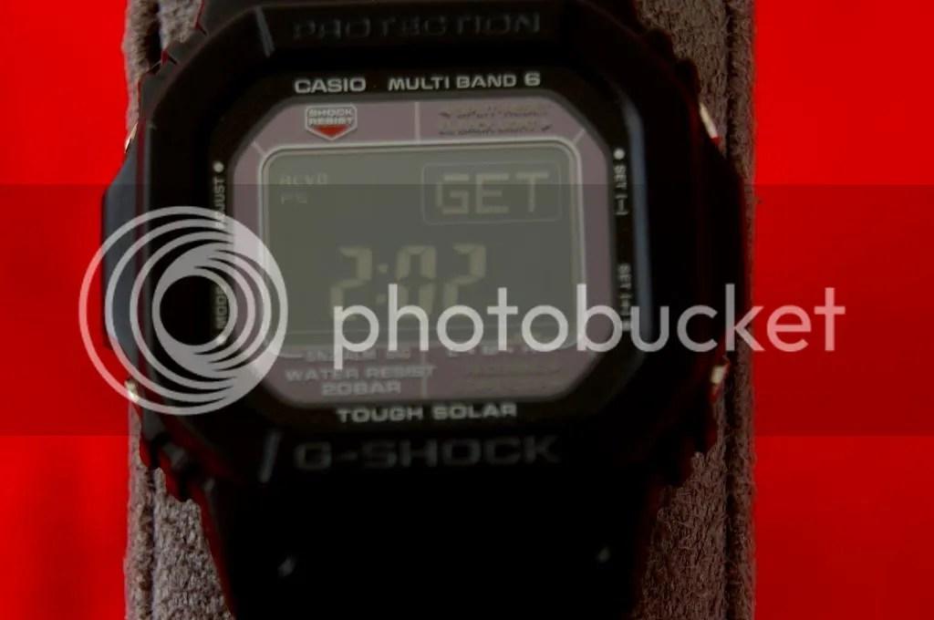 Casio Gshock GWM5610BC