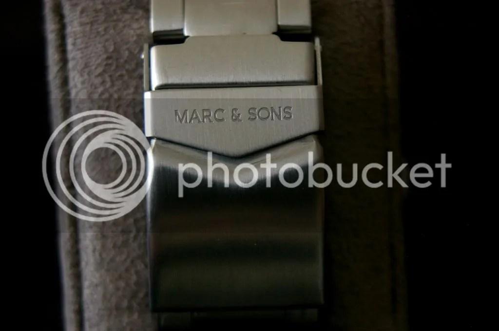 Marc & sons diver