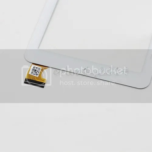 Touch Screen Digitizer Glass Repair Panel For Acer Iconia