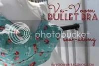 Va-Voom Bullet Bra Sew-Along