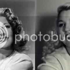 Pin Curl Diagram Universal Headlight Switch Wiring Tutorial Rita Hayworth Waves Va Voom Vintage