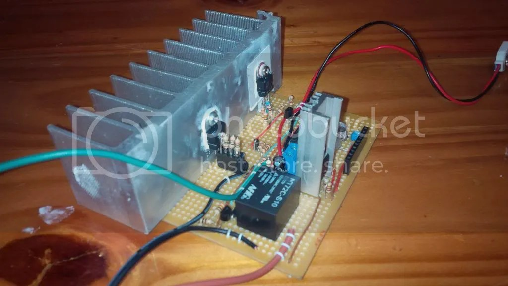 Smart Battery Tester And Charger Circuit Schematics Elektronikaba