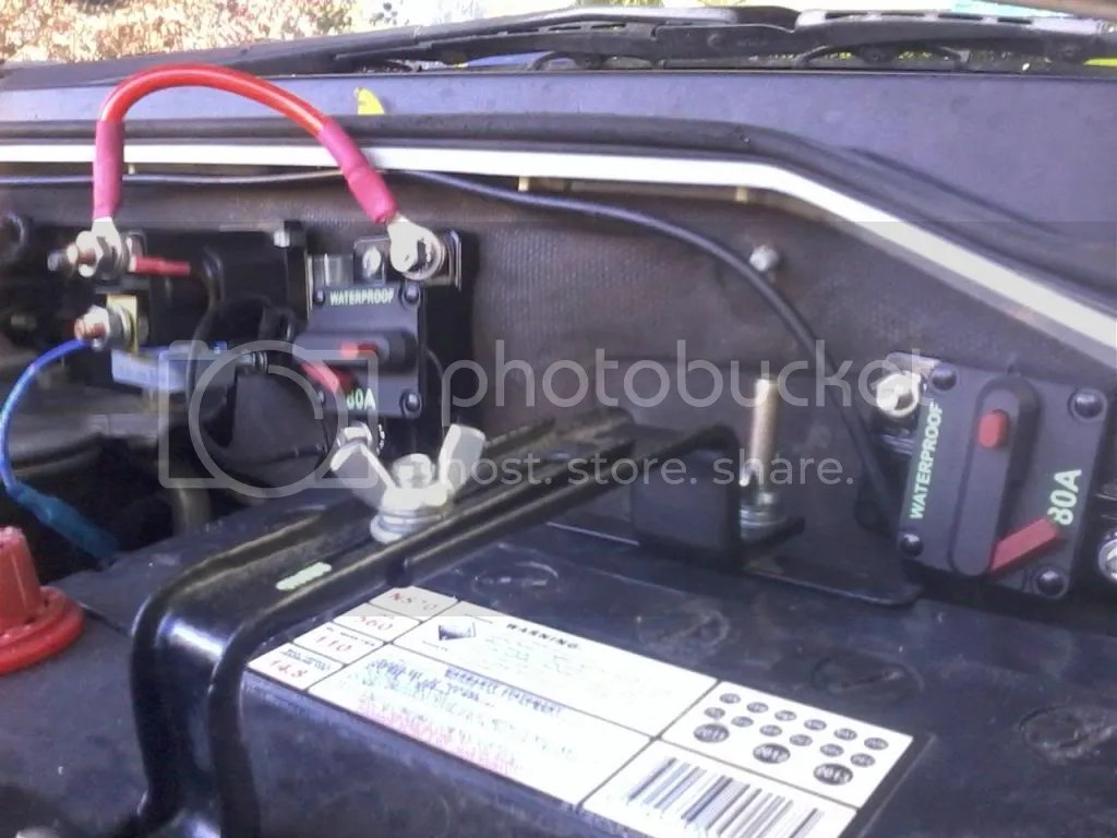 One For Someone With A Wiring Diagram Pajero 4wd Club Of Victoria