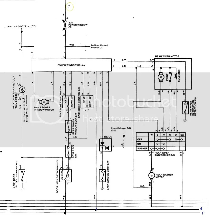 medium resolution of 2004 tundra window motor wiring diagram