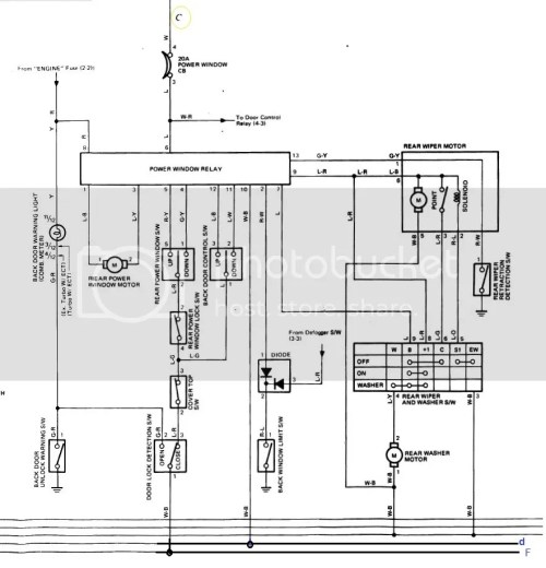 small resolution of 2004 tundra window motor wiring diagram