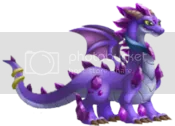 Amethyst Dragon Information