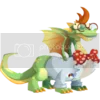 dragon city Angry Dragon