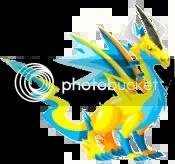 Dragon City Electric Dragon