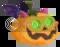 Evil Pumpkin Dragon in Dragon City