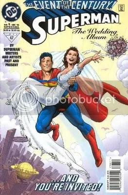 Superman menikah